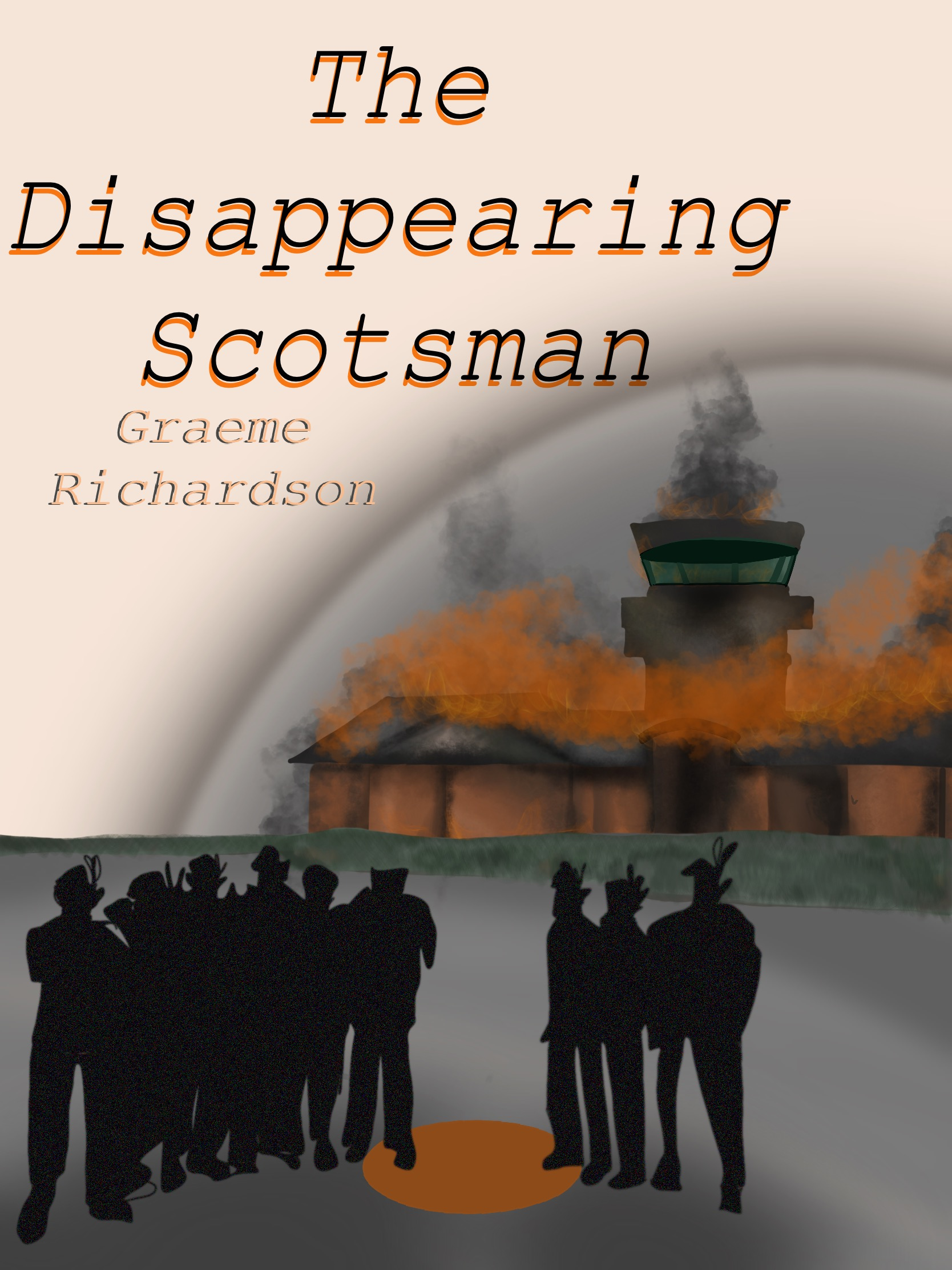 The Disappearing Scotsman novel